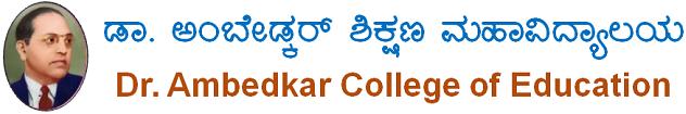 Dr. Ambedkar College of Education, Bangalore
